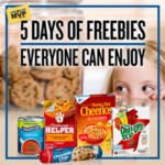 5 Days of Freebies at Food Lion