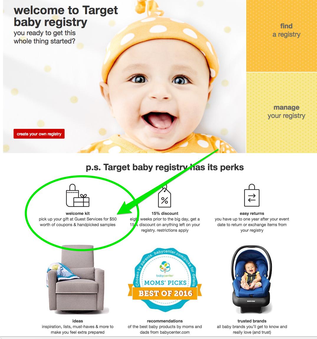 target-free-baby-kit