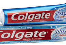 free colgate at walgreens