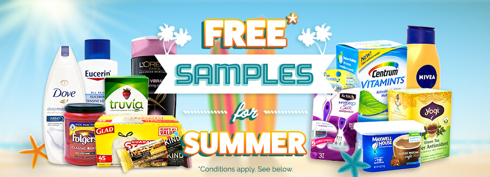 Free Stuff Online - Totally Free Samples | Free Mania