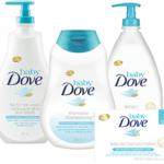 FREE Baby Dove Sample