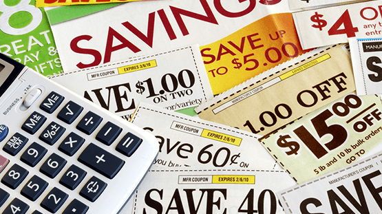 Coupons to Save Money on Cooking