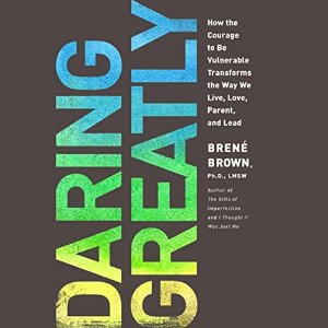 free audio book by brene brown