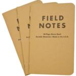 FREE High West Distillery Field Notes Notebook