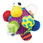 Sassy Developmental Bumpy Ball Only $4.39 On Amazon!