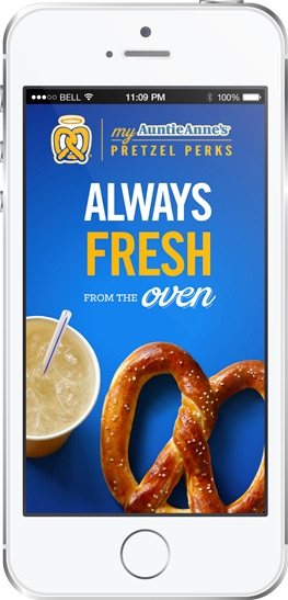 pretzelThe only thing better than a day of shopping is a day of freebies! We rounded up 7 of the best mall freebies, coupons and samples, available at your favorite mall stores nationwide!